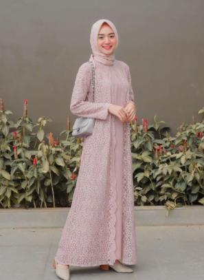 butik baju pesta muslimah modern